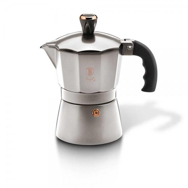 Konvice na espresso 3 šálky Moonlight Edition BERLINGERHAUS BH-6389