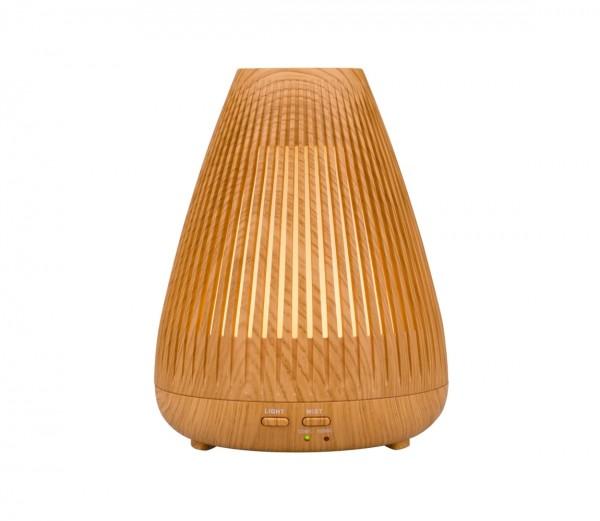 Nature7 569610 aroma difuzér BEAM-paprsek, osvěžovač a zvlhčovač vzduchu, imitace světlého dřeva